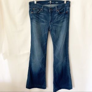 7 For All Mankind Dojo Jeans - 0102
